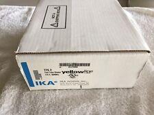 Ika Yellowline Tts 2 L002065 Test Tube Shaker Low Profile Vortex Mixer New