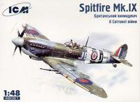 ICM 1/48 Spitfire Mk.IX # 48061