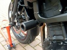 Yamaha TDM 900 2002-ON CARENADO CRASH SETA Slider desagües Bobinas Negro R6D3