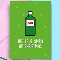 Christmas Cards For Daughter Funny Card Wife Husband Boyfriend Humour Novelty