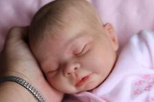 """PREMATURE REBORN BABY DOLL PREEMIE KAELIN 15"""" BY MARIE OF 9yr SUNBEAMBABIES GHSP"""