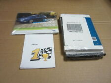 NEW 2015 FORD FOCUS OWNERS MANUAL  (OEM)   - J6714