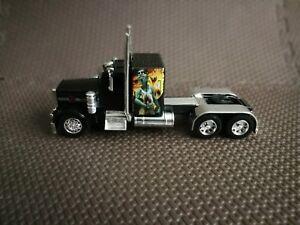 Newray Peterbilt 379 Home Zombie Truck Model Diecast Car Model 1:32