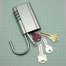 Portable Combination Key Safe Key Lock Key Security Storage Box - NEW