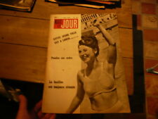 magazine hebdomadaire NUIT ET JOUR  n°137 1947