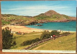 Irish Postcard WEST COVE Sneem Waterville Ring of Kerry Ireland John Hinde 2/236