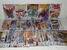 TEEN TITANS #0, 1-30 ANNUALS #1-3, 2D, 3D - Complete Series - BOOTH Lobdell - DC