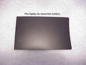 Dark Slide for 2x3 Sheet Film Holder | fits Optika IIa / Rittreck IIa  | $8 |