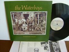The Waterboys - Fisherman's Blues CHEN 5 UK LP 1988  And A Bang On The Ear