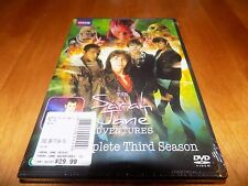 SARAH JANE ADVENTURES COMPLETE THIRD SEASON BBC Sci-Fi Classic 2 DVD SET NEW