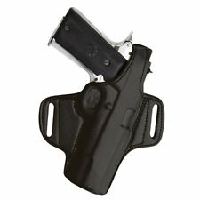Tagua BH1-1206 Thumb Break Belt Holster, Kimber Solo, Black, Left Hand