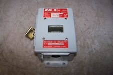 E-MON 208800 AC KILOWATTHOUR METER 115/208-240 VAC 800 RATING 4 WIRE