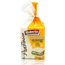 Roberto - Italia Tramezzini Weizen Brot mit Olivenöl (Toast ohne Rand) 400 g