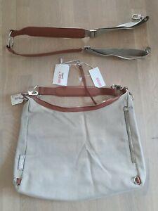 Bree Handtasche Backpack Canvas Brigitte 6 - NEU