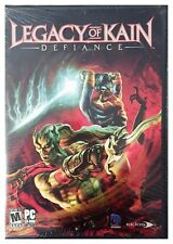 Legacy of Kain Defiance Pc Brand New Sealed Free US Shipping  Very Nice XP