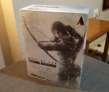 Lara croft Rise of the Tomb raider Play arts kai