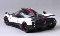 1/18 scale Pagani Huayra Sport Car Model PAGANI ZONDA Black&white Vehicle Toy