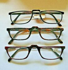 3 pair +1.75 READING GLASSES Womens light reader Lot # II61