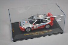 ZC778 Ixo RAM104 Miniature Voiture 1/43 Hyundai Accent WRC #11 Monte Carlo 2003