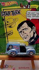 hot wheels Pop Culture Startrek Custom '52 Chevy (9986)
