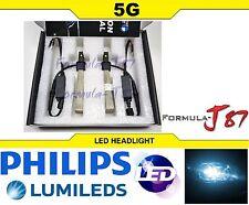 LED KIT 5G 20W H3 6000K WHITE FOG LIGHT BULB PHILIPS UPGRADE LAMP REPLACEMENT