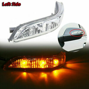 Left Side Amber Mirror Turn Signal LED Light for Acura 2005-2012 Accord 08-13