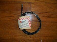 NOS Barnett Norton Clutch Cable Assembly Scrambler Models #30-57-S