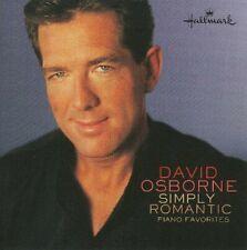 David Osborne - Simply Romantic #3300 (, Cd)