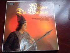 Wagner DIE WALKURE LP Decca Set 7BB 125-9