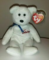Ty Beanie Baby - LITTLE STAR the Bear (8.5 Inch) MINT with MINT TAGS