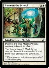 Summon the School x4 Lorwyn MtG NM