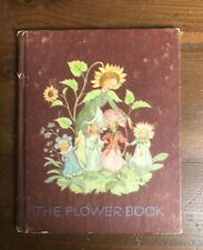 THE FLOWER BOOK Vintage Picture book Ida Bohatta Morpurgo 1946 June Head