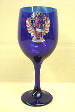 """Weinglas Harley-Davidson """"cobalt eagle"""" 96904-03V dekoratives Sammlerstück"""