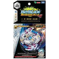 Beyblade Burst B-97 NIGHTMARE LONGINUS.Ds with Launcher Takara Tomy Original