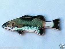 Sea Bass Fish Pin  (lg)