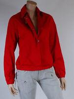 veste blouson rouge femme TURNOVER taille 42