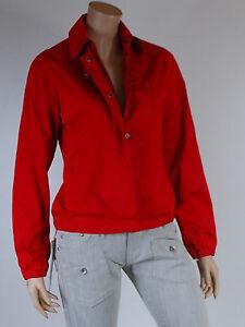 veste blouson rouge femme TURNOVER taille 40