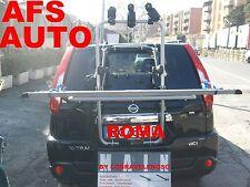 PORTABICI POSTERIORE 3 BINARI PER NISSAN XTRAIL X 3 BICI MADE IN ITALY