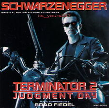 Terminator 2: Judgment Day - OST [1991] | Brad Fiedel | CD