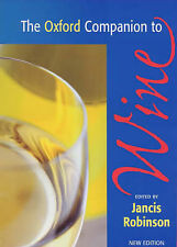 USED (LN) The Oxford Companion to Wine