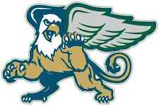 "Grand Rapids Griffins AHL Hockey Bumper Locker Window Sticker Decal 5""X4"""