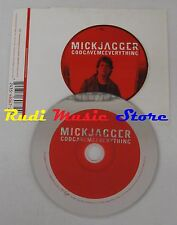 CD Singolo MICK JAGGER Godgavemeeverything 2001 ROLLING STONES no mc lp dvd (S3)