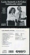 "Laila DALSETH & Al COHN ""Travelling light"" (CD) 1986"