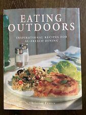 Vintage 1999 Eating Outdoors Al-Fresco Dining Recipes Cookbooks Cook Book