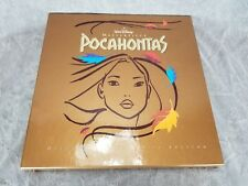 Disney Pocahontas Masterpiece Laserdisc Boxed Set - Deluxe CAV Edition