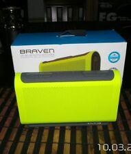 BRAVEN BALANCE Portable Wireless Bluetooth Speaker  Waterproof 18 hour playtime