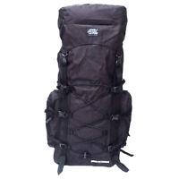 "30"" 4200cu in NexPak Tactical Hunting Camping Hiking Backpack HB002 BK Black"