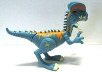 Dilophosaurus Raptor w/ Lights & Sounds Blue Dinosaur Roars Jurassic World
