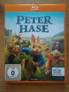 PETER HASE - DER KINOFILM / Blu-ray / inkl. KURZFILM / KINDER - KLASSIKER !