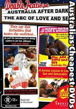 Australia After Dark / The ABC of Love And Sex DVD NEW, FREE POST IN AUST R. ALL